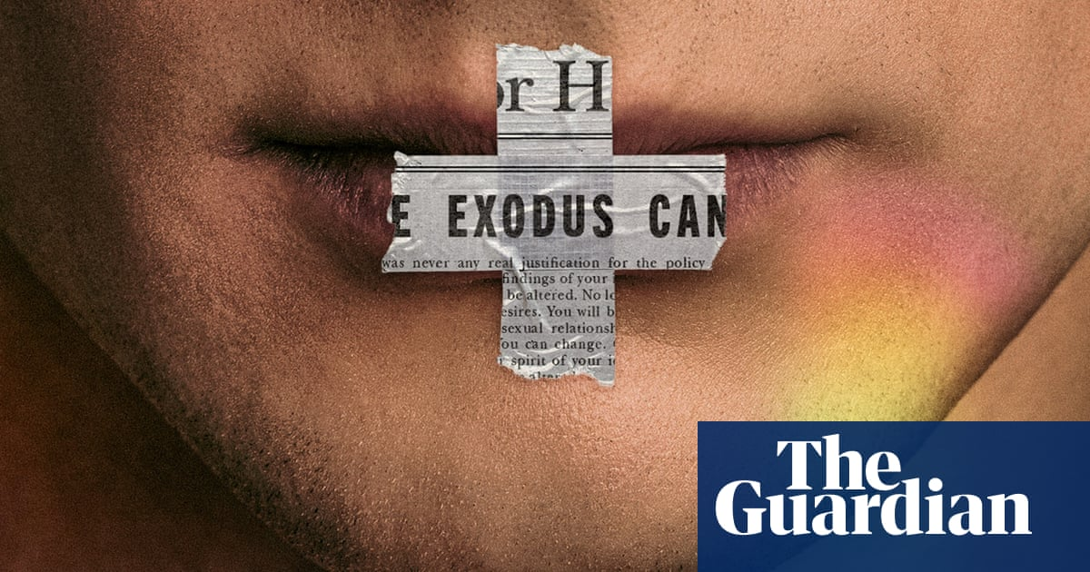'It doesn't leave you': the toxic toll of LGBTQ conversion therapy