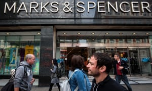 The chair of M&S has warned of the existential threat faced by the hight street giant.
