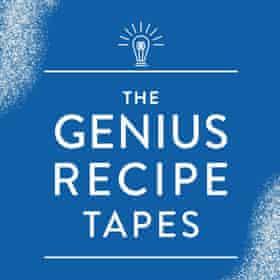 Genius Recipe Tapes