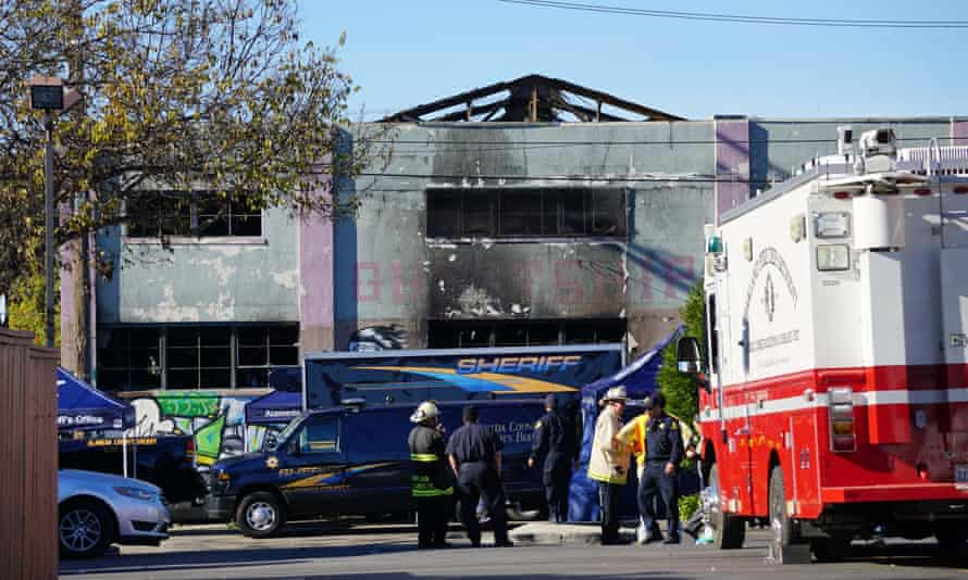 Officials said the search of the warehouse was only 20% complete, and a spokesman was certain the death toll would increase.