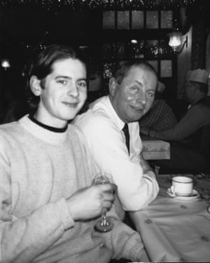 Matt and his dad.