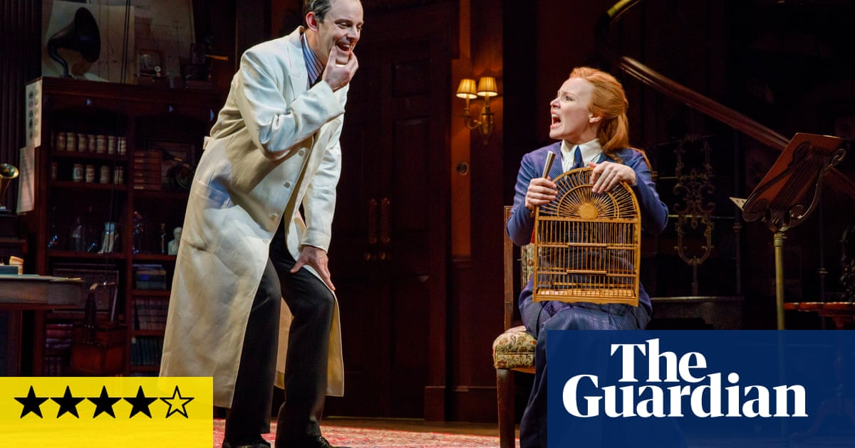My Fair Lady review – dazzling Broadway revival is a sweet treat ...