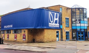 The current Ovalhouse centre in Kennington, south London