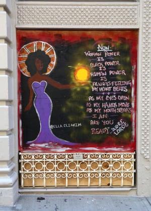 Woman power is black power