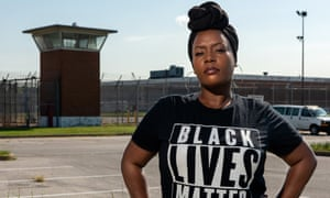 Inez Bordeaux, who was once incarcerated in St Louis' Medium Security Institution known as the workhouse, is an organizer fighting for the facility to be closed.