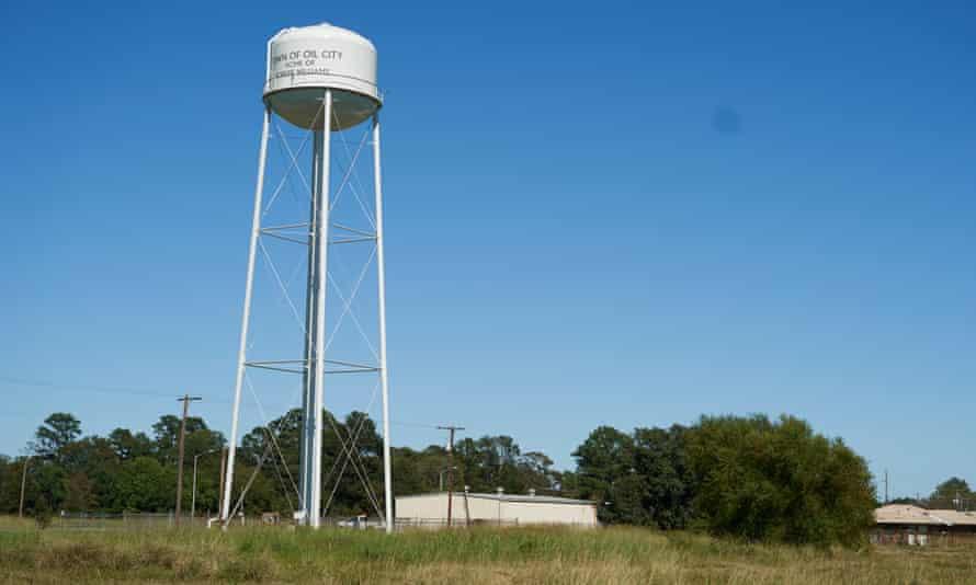 Oil City, Louisiana.