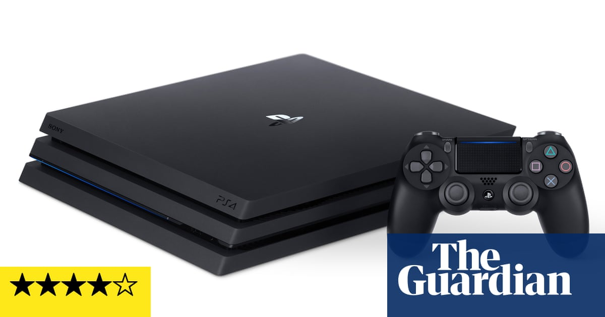 PlayStation 4 Pro review – powerful, impressive and yet to