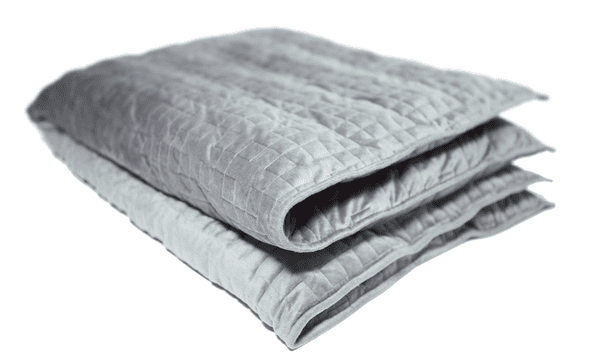 Like a hug in bed … the Gravity Blanket.