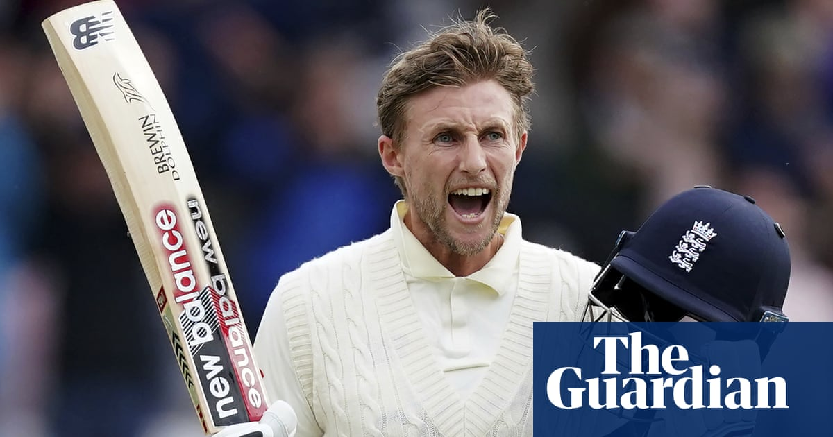 England in control as Joe Root's third century in three Tests punishes India