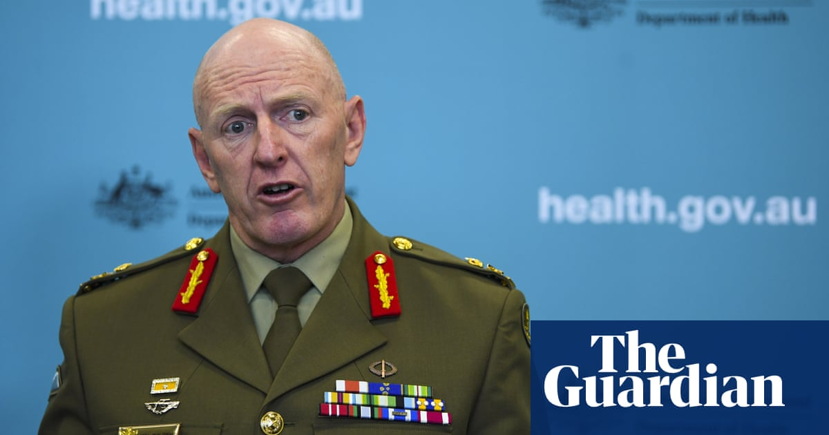 General confusion: who is the military man charged with rolling out the Covid vaccine?