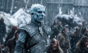 'White Walkers' from Game of Thrones.