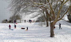 Met Office issues red weather warning as snow disrupts ...