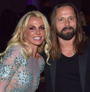 Max Martin and Britney Sears
