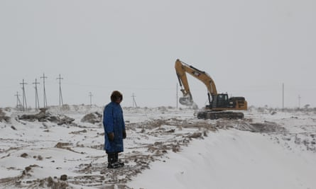 Kechimov in the Khanty-Mansi region.