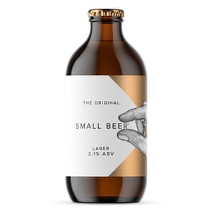 The Original Small Beer Lager copy web