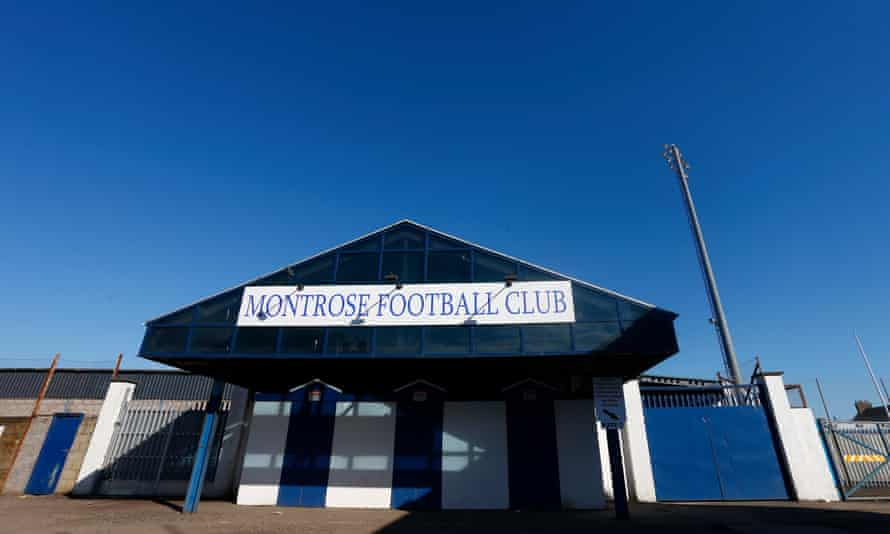 Links Park has welcomed fourth-tier clubs for the last 21 seasons.