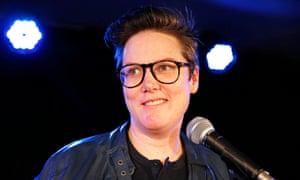 Hannah Gadsby shared the Edinburgh Comedy Award at last year's festival.