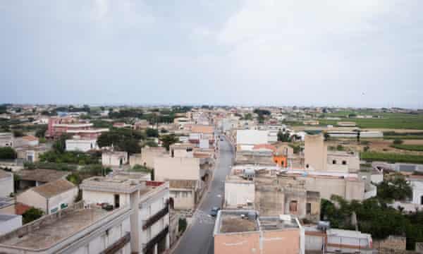 Petrosino. Sicily.