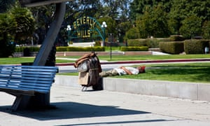 Rising homelessness remains a major issue for Los Angeles to tackle.