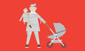 'There is no job for you' ... March of the Mummies highlights discrimination against working mothers.