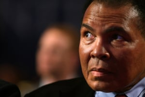 FILE: Muhammad Ali Dies At 74FILE - JUNE 03: Boxing legend and humanitarian Muhammad Ali at a a session of the Clinton Global Initiative in September 2008 in New York.