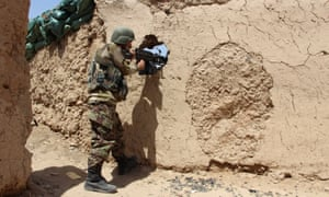 afghanistan soldier babaji