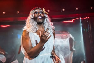 Le Gateau Chocolat in Effigies Of Wickedness in London in 2018