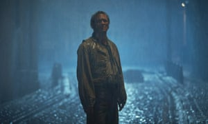 Dominic West uses up his lifetime allocation of 'woe is me' expressions as Jean Valjean.