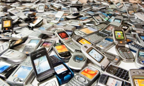 Saving silver: portable micro-factories could turn e-waste trash into treasure