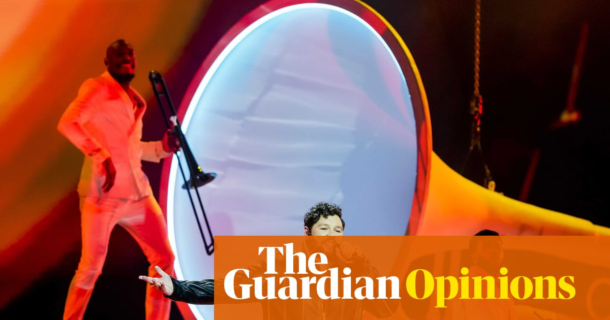 The Guardian view on losing at Eurovision: the only way is up | Editorial