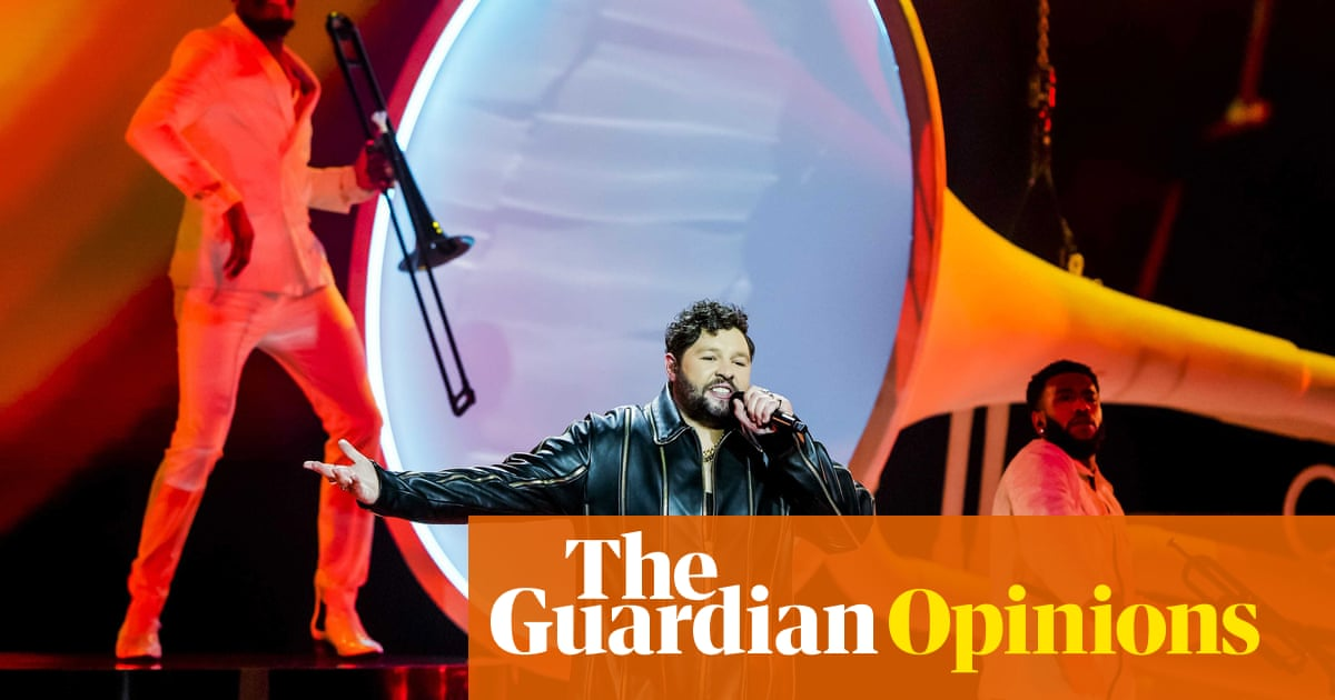 It's not politics that make the UK rubbish at Eurovision – it's the fact our songs are bad