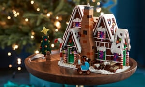 Lego Gingerbread House, £84.99