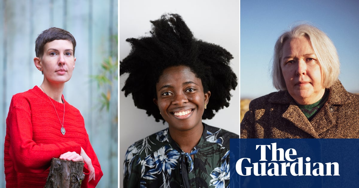Women's prize for fiction shortlist entirely first-time nominees