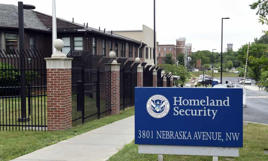The US department of homeland security and state department were sued in a federal court in Washington on Thursday.