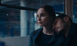 Darya Plakhtiy and Andriy Seletskiy in Marina Stepanska's Falling