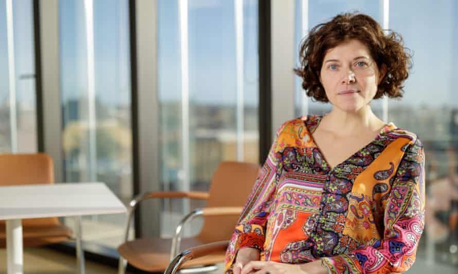 Mara Airoldi, drector of the Government Outcomes Lab