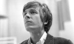 'truly without point of comparison' ... Scott Walker appears on Mr and Mrs Music, 1968.