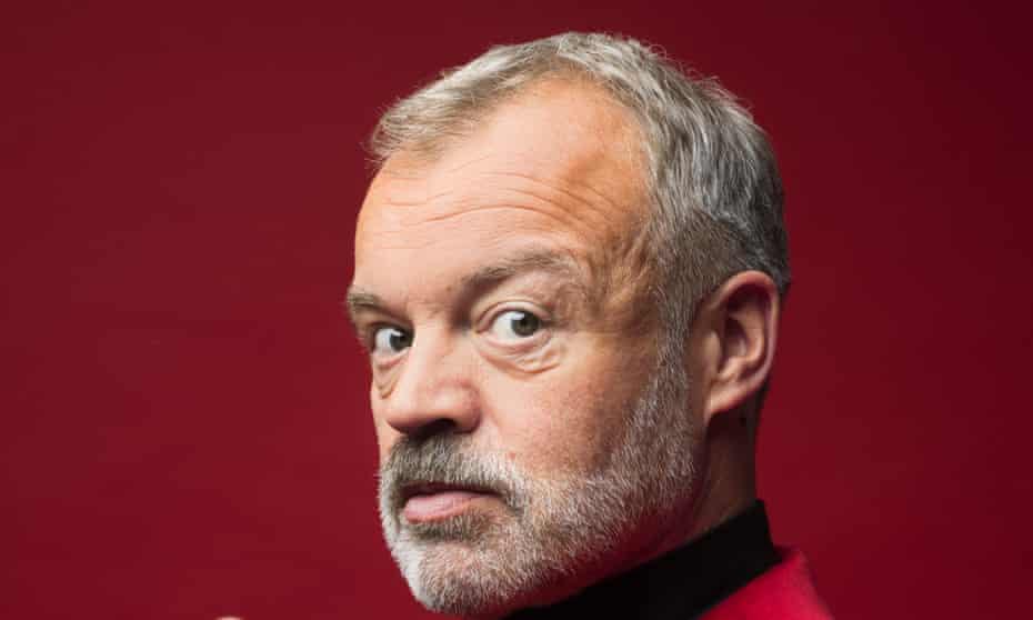 'Television was my friend, and not in a sad way': Graham Norton.