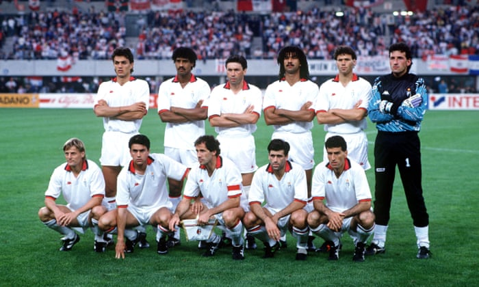 The Serie A team of the 1990s | Football | The Guardian