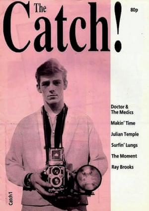 Modzine The Catch!, edited by Chris Hunt, Ely, Cambridgeshire, 1985.