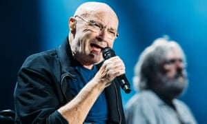Phil Collins plays Brisbane on 19 January, delivering hit after hit with magisterial authority.