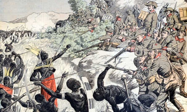 Germany moves to atone for 'forgotten genocide' in Namibia