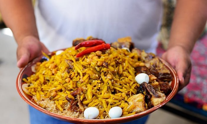 plov uzbekistan s national obsession travel the guardian
