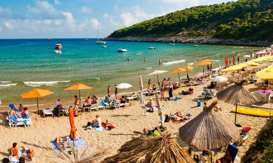 Sunj Beach
