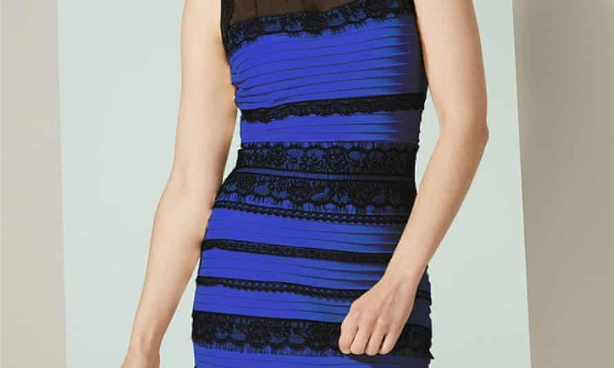 The Roman Originals black and blue dress that sparked the biggest story in Buzzfeed's history