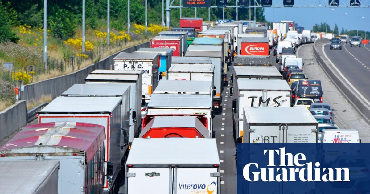 Ban on polluting lorries pledged in Tories' transport greenprint