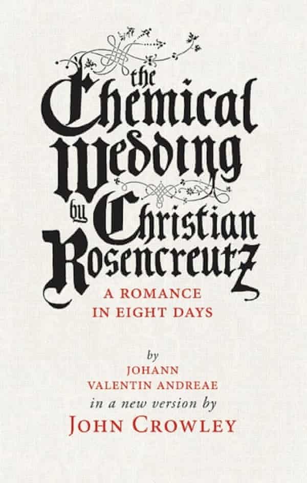 The new cover for The Chemical Wedding