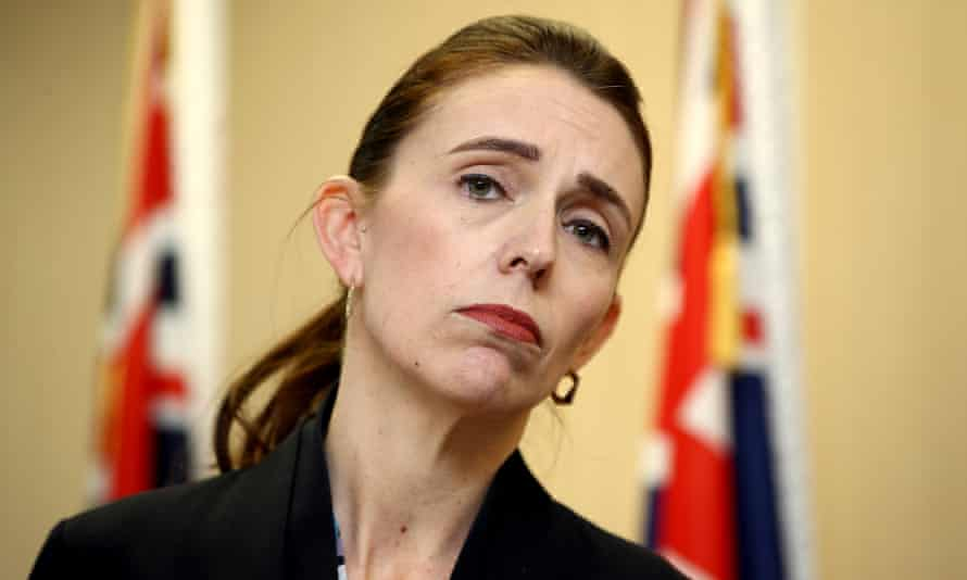 New Zealand's prime minister, Jacinda Ardern, says the government's decision reflected that it was 'moving as fast as possible'