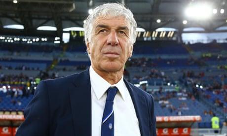 Atalanta's Gian Piero Gasperini: 'Players who aren't used to working hard scare me'
