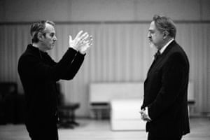 Ivo van Hove and Stanley Townsend